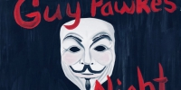 GUY FAWKES DAY - ПМФИ